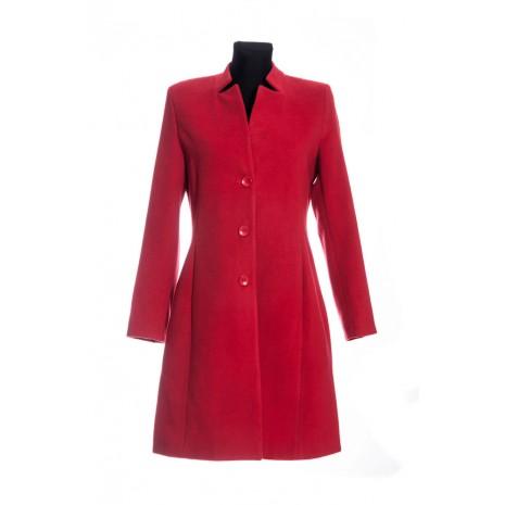Женское красное пальто RINASCIMENTO 70204