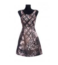 Платье с фантезийным принтом RINASCIMENTO 69801