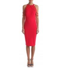 Яркое платье с декором RINASCIMENTO 79164