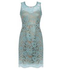 Элегантное платье с кружевом RINASCIMENTO 80919