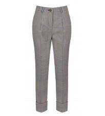 Серые брюки со стрелками RINASCIMENTO 82408