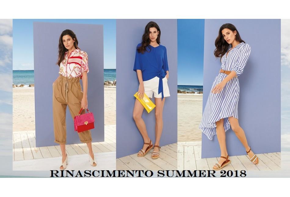 Новая коллекция Весна-лето 2018